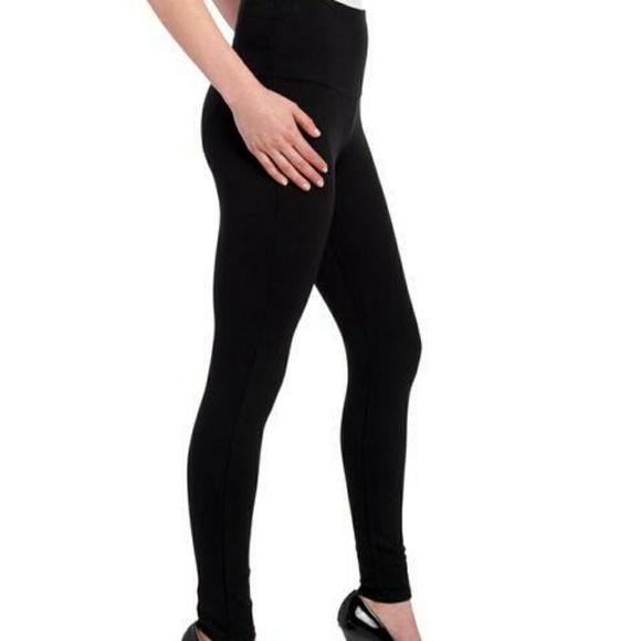 1a36e5a400fa8 Athleta Pants   Nwtblack Tummy Control Leggings By Athena Marie ...